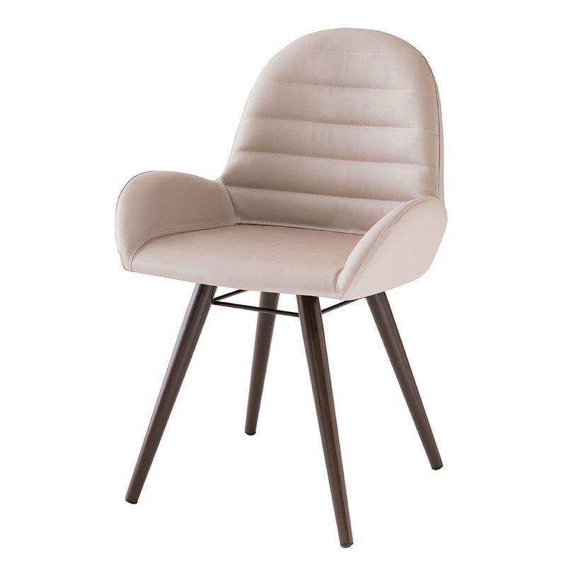 Cadeira-Arm-Assento-Estofado-Dunas-Fendi-com-Base-Tabaco---46864