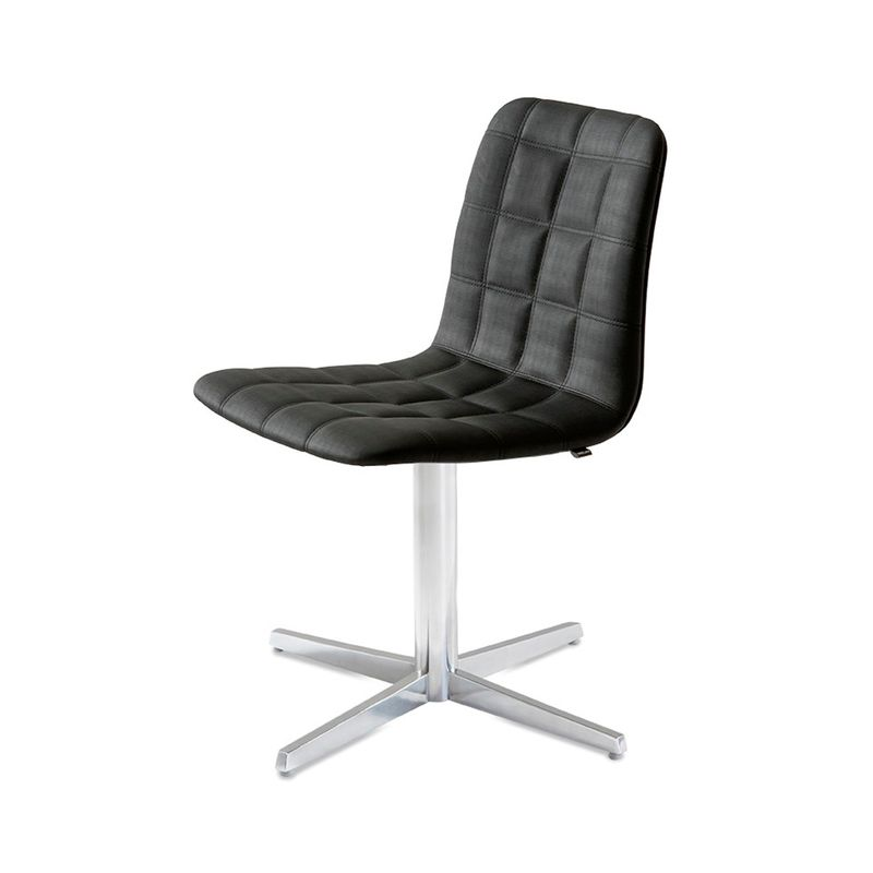 Cadeira-Quadra-Assento-Estofado-Linho-Preto-com-Base-Aranha-em-Aluminio---46906