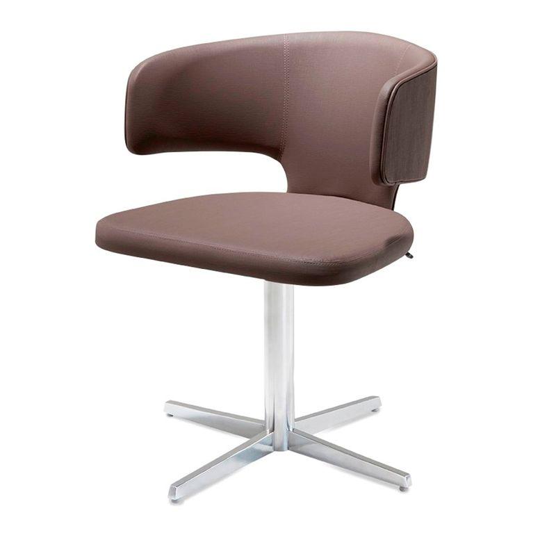 Cadeira-Hug-Assento-Estofado-Linho-Trufa-com-Base-Aranha-em-Aluminio---46909-
