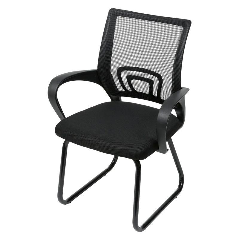Cadeira-Office-Osorno-Tela-Mesh-Preta-com-Base-Fixa-Preta---47252