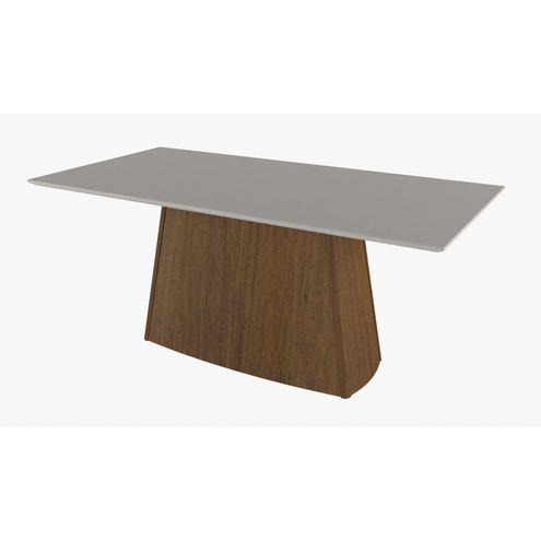Mesa-Jantar-Monteiro-Retangular-200x100-Tampo-Off-White-com-Base-Canela---47412