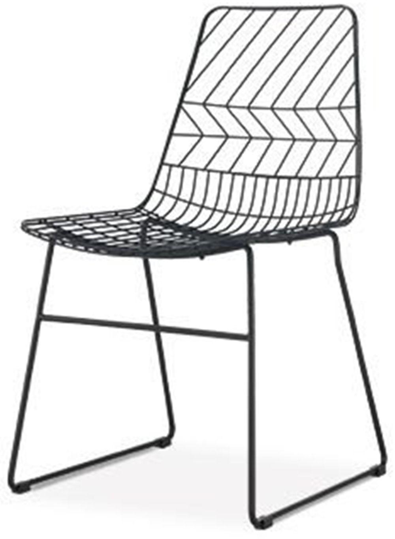 Cadeira Brum Preto Fosco 85 cm (ALT) - 47508