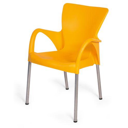 Cadeira-Armenia-em-Polipropileno-Amarelo-com-Pes-Aluminio---47944