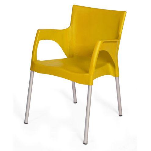 Cadeira-Atenas-em-Polipropileno-Amarelo-com-Pes-Aluminio---47977