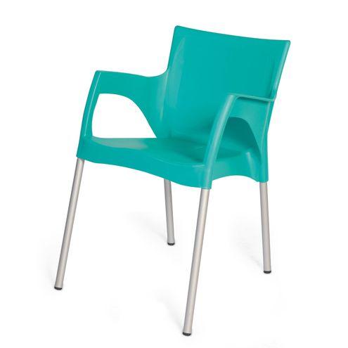 Cadeira-Atenas-em-Polipropileno-Verde-Tifanny-com-Pes-Aluminio---47985