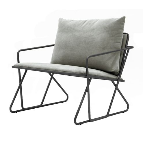 Poltrona-Industrial-Vaz-Assento-Estofado-Cinza-com-Base-Aco-cor-Grafite---47776