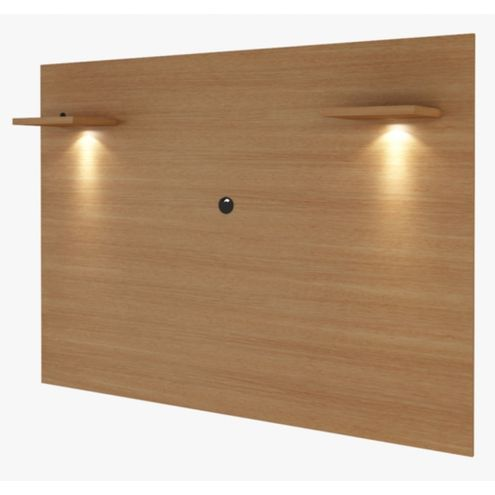 Painel-com-LED-Santana-180-MT--LARG--em-MDF-cor-Natural-UV---48670