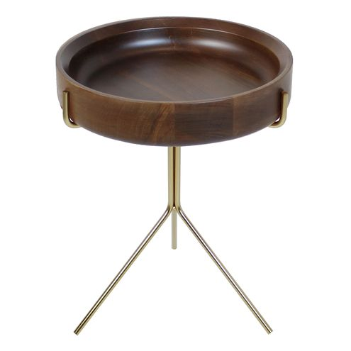 Mesa-Apoio-Tray-Baixa-Castanho-com-Base-Dourado-38-cm--LARG----43472