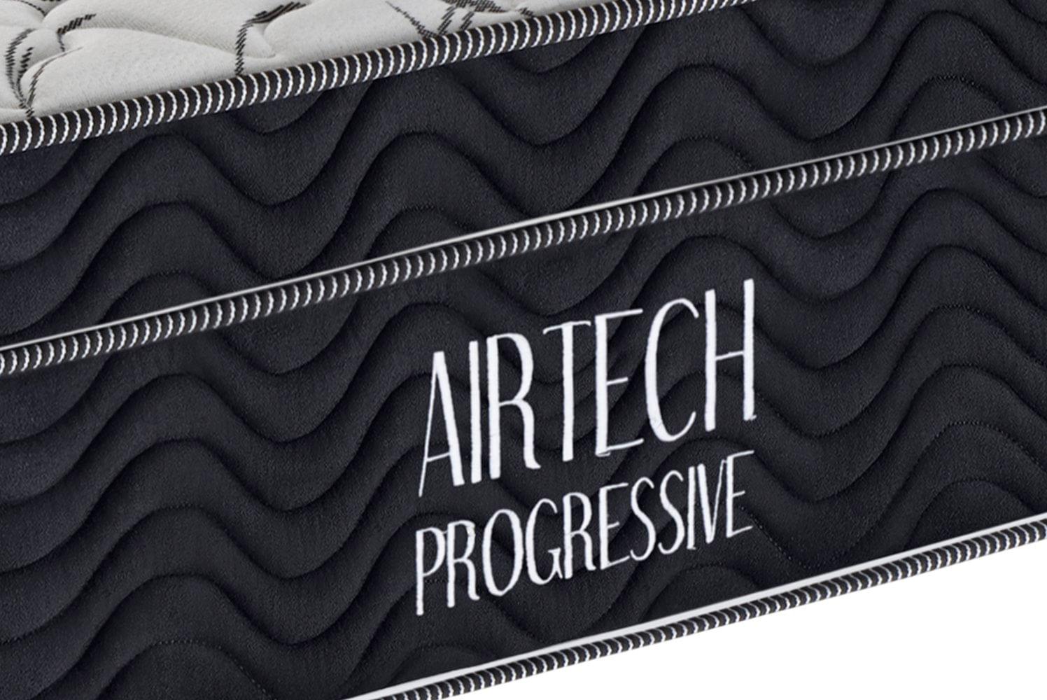 Colchao Airtech Progressive Nanolastic Solteiro 88 cm (LARG) -  49049