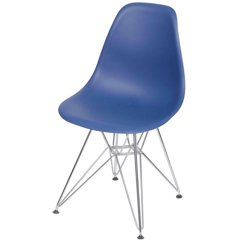 Cadeira-Eames-Polipropileno-Azul-Marinho-Fosco-Base-Cromada---49314