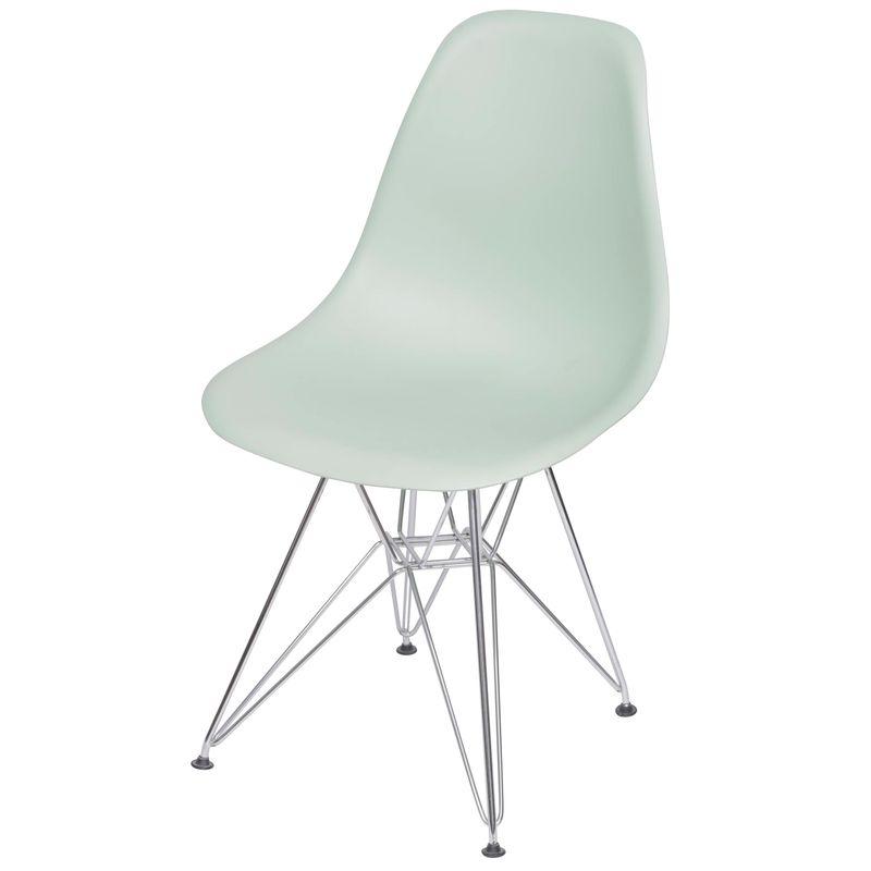 Cadeira-Eames-Polipropileno-Verde-Claro-Base-Cromada---49317