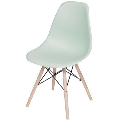 Cadeira-Eames-Polipropileno-Verde-Claro-Fosco-Base-Madeira---49330
