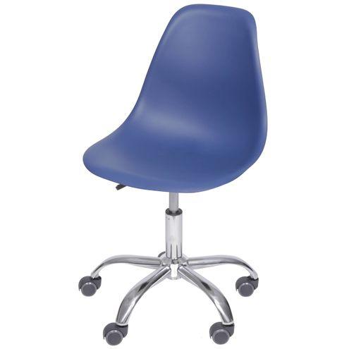 Cadeira-Eames-com-Rodizio-Polipropileno-Azul-Marinho---49332