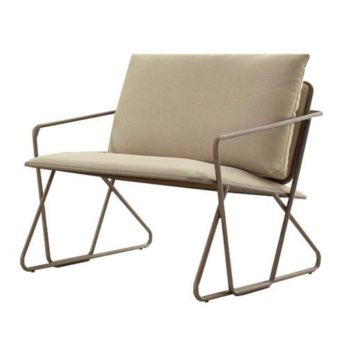 Poltrona-Industrial-Vaz-Assento-Estofado-Bege-com-Base-Aco-Ouro-Envelhecido---49475