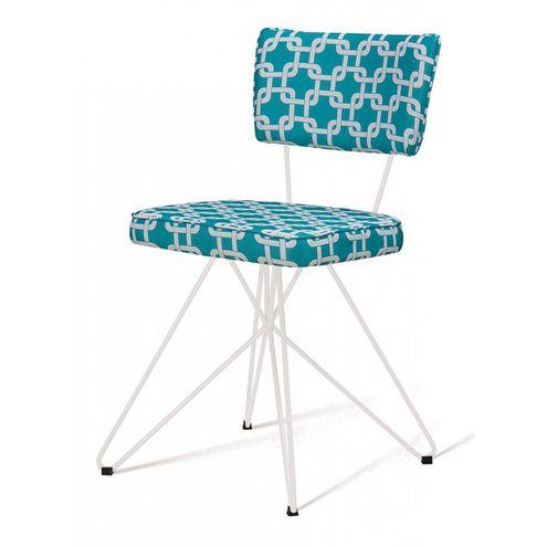 Cadeira-Pop-Retro-Estampa-Rolls-Azul-Base-Estrela-Branca---49599