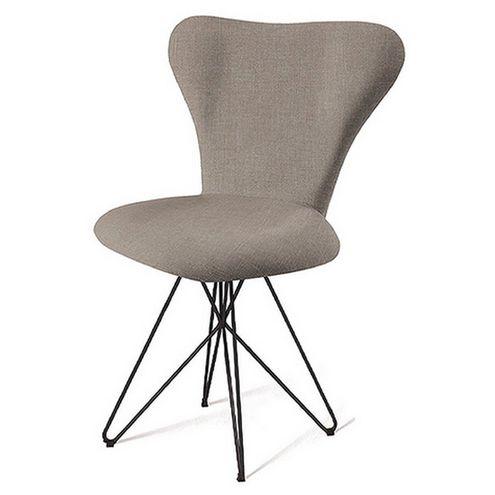 Cadeira-Estofada-Series-7-Cinza-com-Base-Estrela-Preta---49620