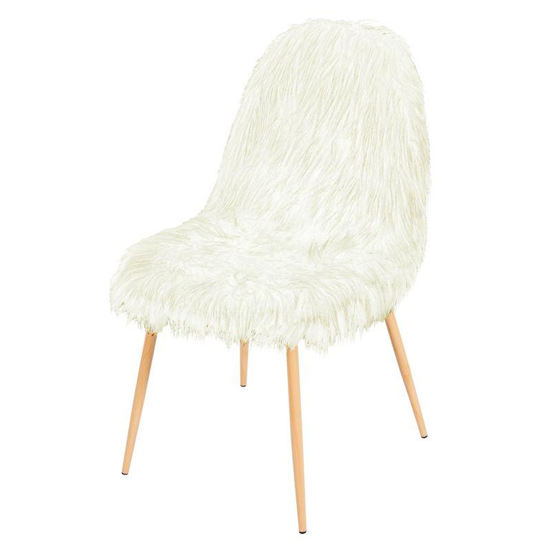 Cadeira-Eames-Pelinho-Branco-com-Base-Metal---50000
