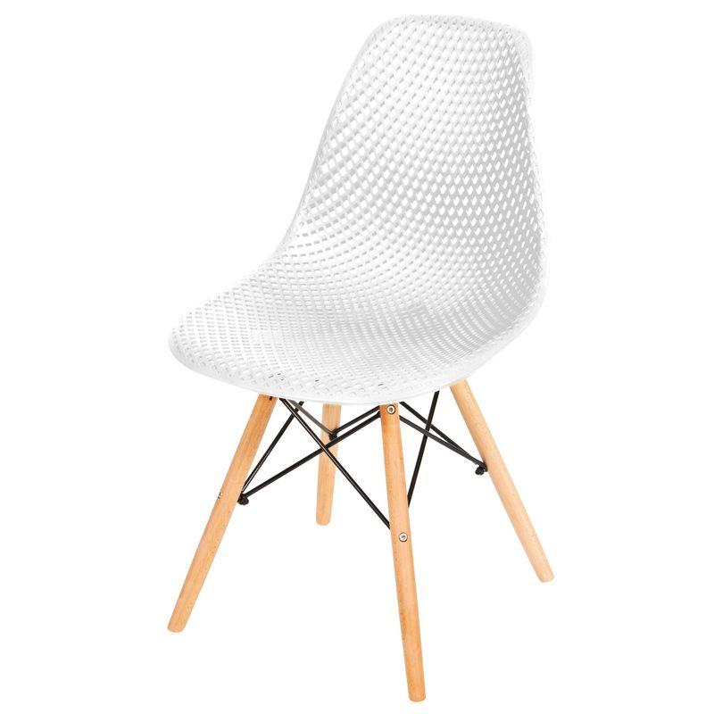 Cadeira-Eames-Furadinha-cor-Branca-com-Base-Madeira---50006