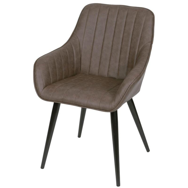 Cadeira-Lounge-com-Braco-PU-Cafe-e-Costura-Vertical---50014