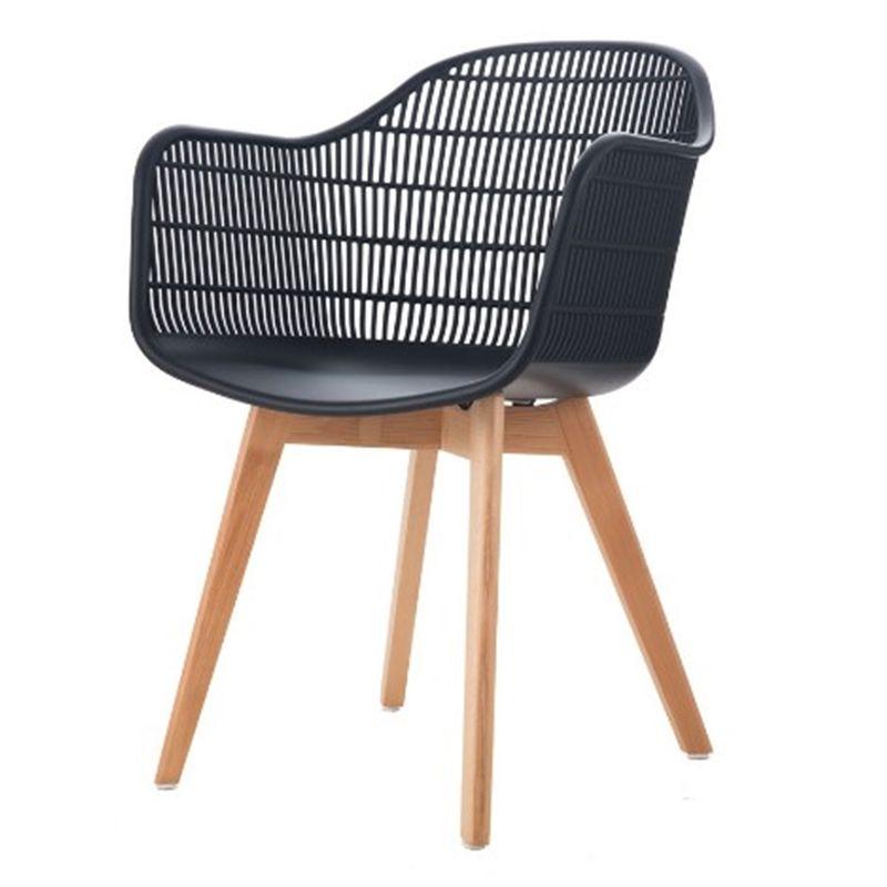 Cadeira-com-Bracos-Angelita-Preta-Pes-Madeira---50049