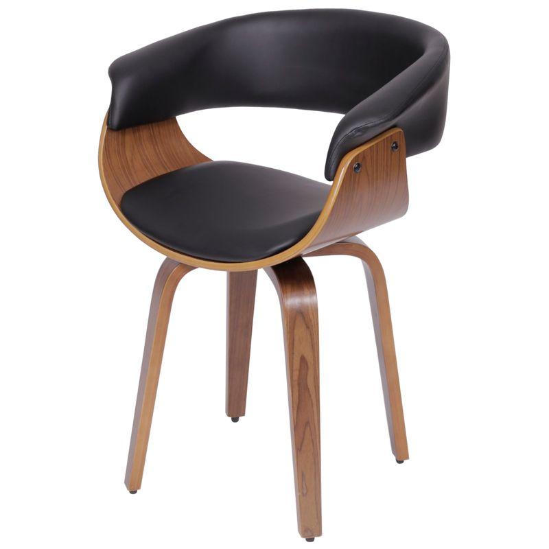 Cadeira-Escandi-PU-Preto-com-Base-Madeira---50029
