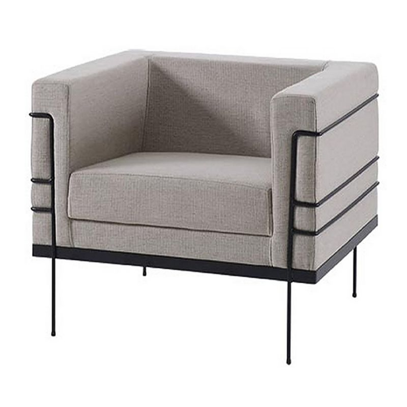 Poltrona-Le-Corbusier-Cinza-Base-Preta---50167