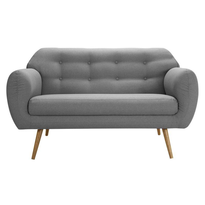 Sofa-Liverpool-Cinza-Pes-Palito-Castanho-2-Lugares---50253-
