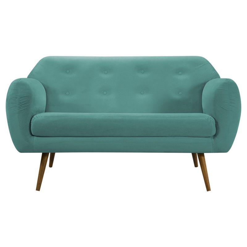 Sofa-Liverpool-Verde-Pes-Palito-Castanho-2-Lugares---50256-