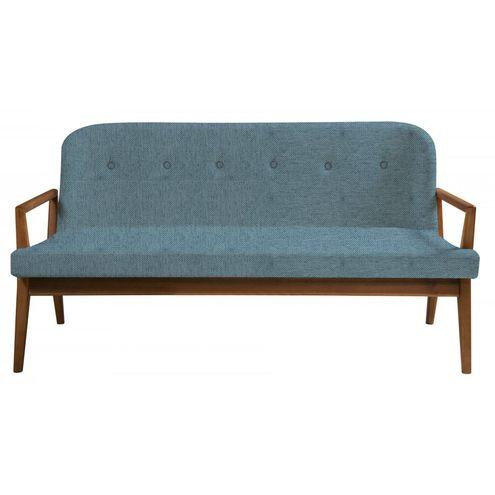 Sofa-Bergamota-Azul-Pes-Castanho-3-Lugares---50409