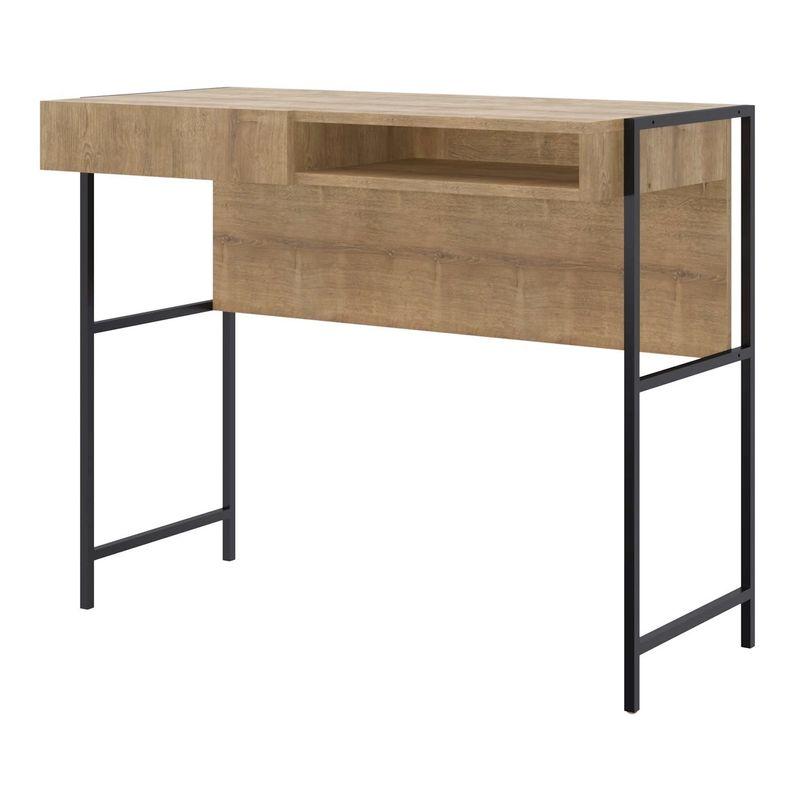 Escrivaninha-Kea-cor-Vermont-com-Estrutura-Preto-Fosco-93-cm--LARG----47953