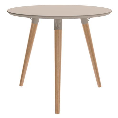 Mesa-Jantar-Redonda-Formato-Tampo-Fendi-Fosco-com-Pes-Claros-90-cm--LARG----50607