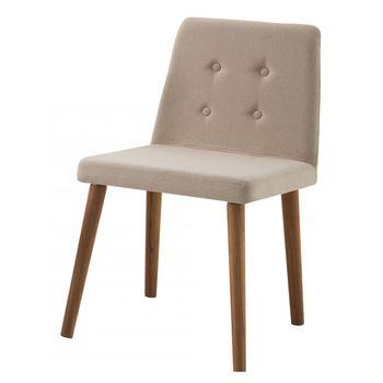Cadeira-Flan-Bege-Base-Castanho---50662