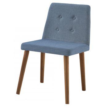 Cadeira-Flan-Azul-Base-Castanho---50724