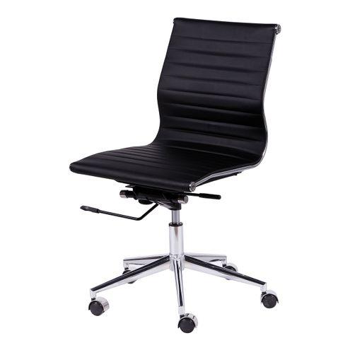 Cadeira-Eames-sem-Braco-Preta-Base-Cromada---24728