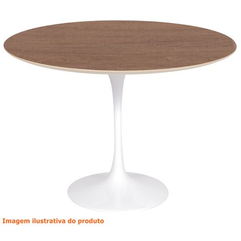 Mesa-Jantar-Saarinen-Redonda-Tampo-Carvalho-Evora-com-Base-Branca-90-cm--LARG----50796