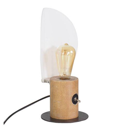 Luminaria-de-Mesa-Mirror-cor-Driftwood-com-Base-Aco-Grafite-33-cm--ALT----50894