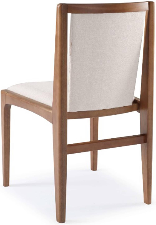 Cadeira Brisa Assento e Encosto Estofado - 51169