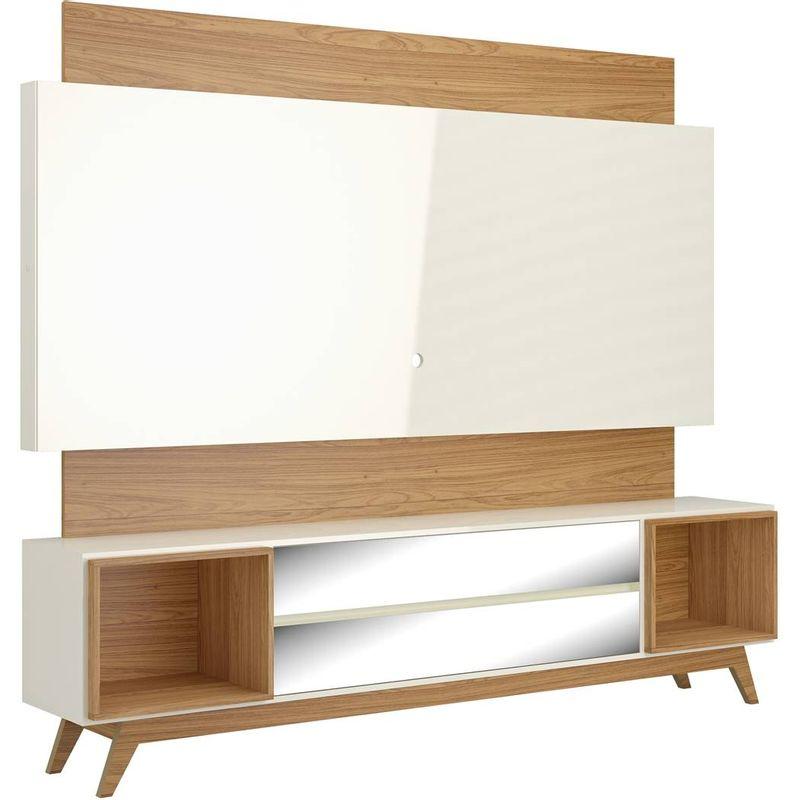 Rack-com-Painel-Munique-Espelhado-220-MT-cor-Off-White-com-Freijo---51640