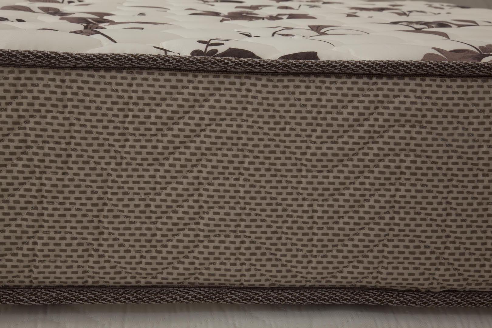 Colchao Physical Mega Resistente Solteirao 108 cm (LARG) Branco - 52719