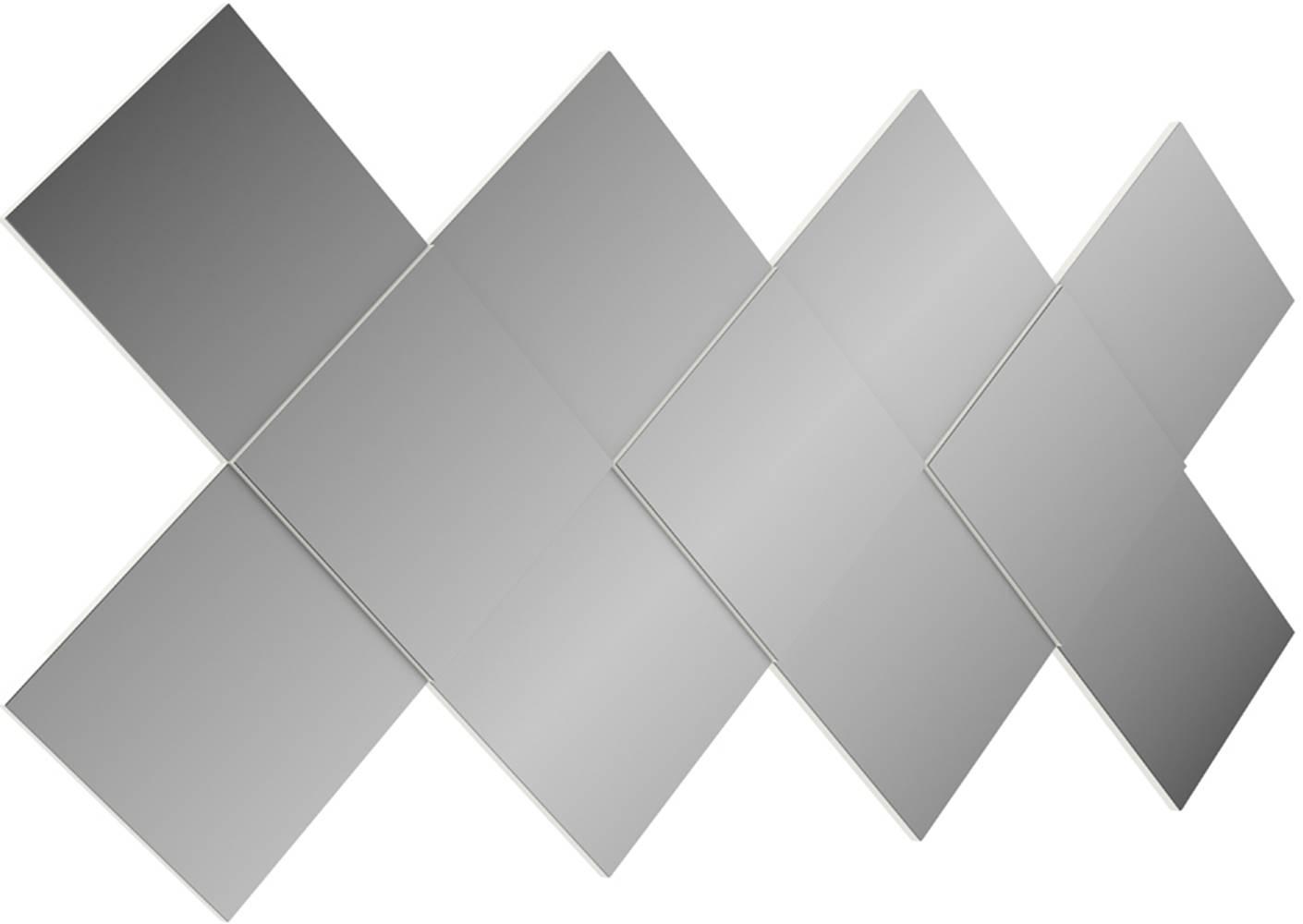 Quadro Espelho Seta Grande cor Off White - 52872