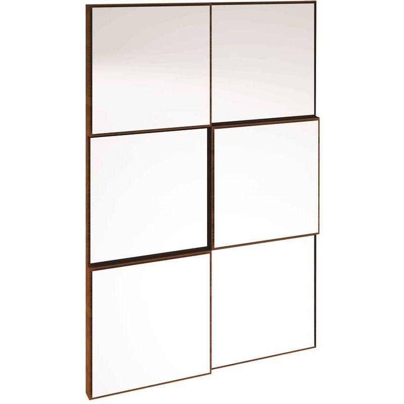 Quadro-Espelho-Block-Mini-50cm--LARG--cor-Nobre---45521-