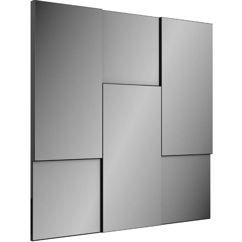 -Quadro-Espelho-Escala-Pequeno-90cm--LARG--cor-Preto-Brilho---52889