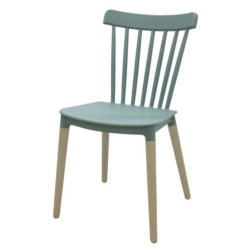 Cadeira-Pierre-Verde-Menta-com-Base-Madeira---51178