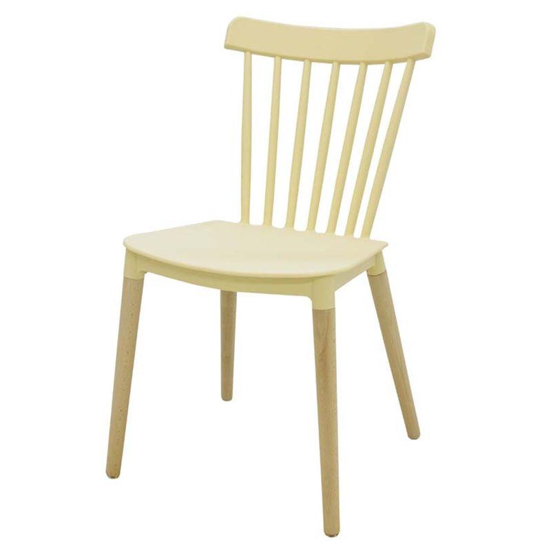 Cadeira-Pierre-Amarelo-Pastel-com-Base-Madeira---53053