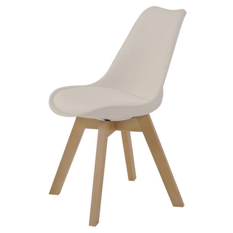 Cadeira-Leda-Eames-Polipropileno-Nude-Base-Madeira---47290