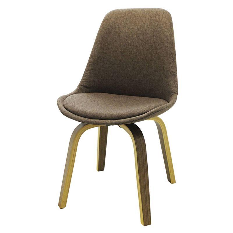 Cadeira-Lis-Eames-Revestida-Tecido-Marrom-Base-Madeira-Mescla---53304