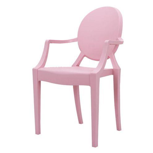Cadeira-Louis-Ghost-INFANTIL-Com-Braco-Cor-Rosa---53316