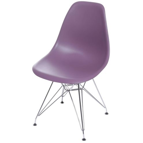 Cadeira-Eames-Polipropileno-Roxa-Base-Cromada---53425