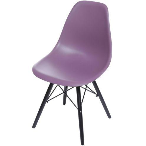 Cadeira-Eames-Polipropileno-Roxa-Base-Esc