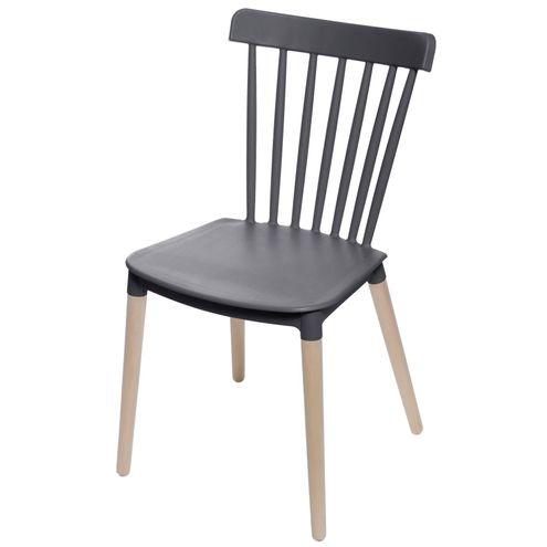 Cadeira-Jana-Polipropileno-cor-Preto-Base-Madeira---53521